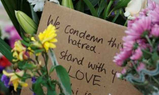 Never Forgotten Forever Loved…an interfaith Christchurch vigil