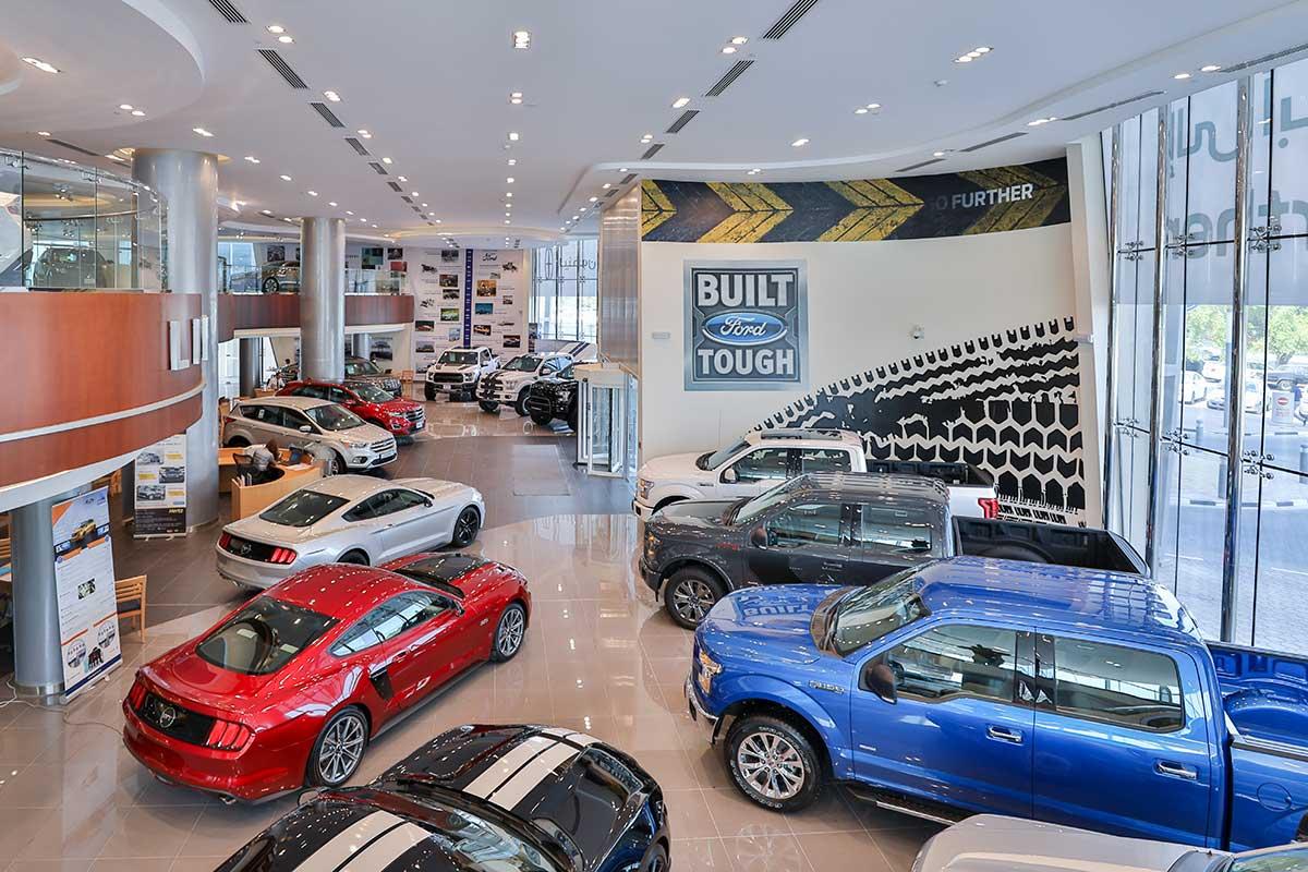 Car Companies Qatar