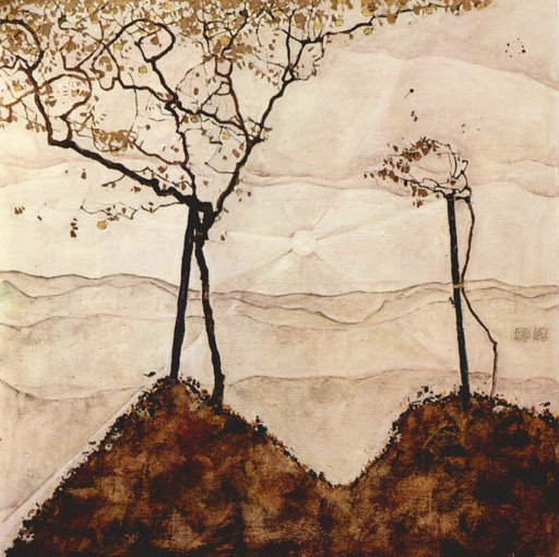 autumn-sun-and-trees-by-schiele1