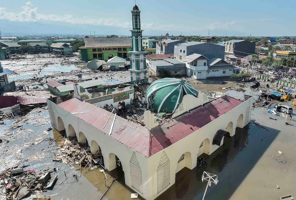 Indonesia Earthquake-Tsunami Disaster – Emergency Appeal