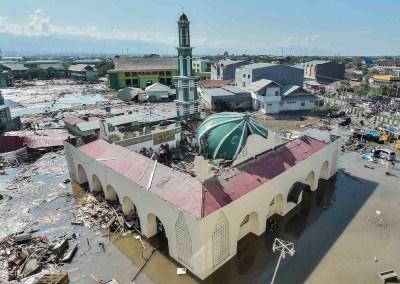 Indonesia Earthquake-Tsunami Disaster – Emergency Appeal