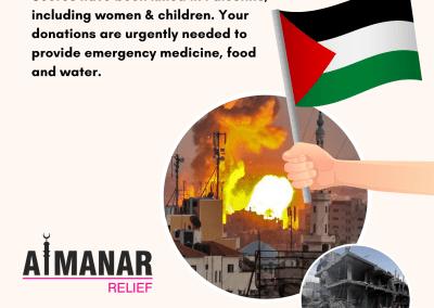 Palestine – Emergency Appeal