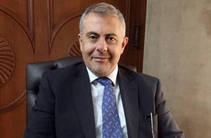 محافظ بيروت القاضي مروان عبود