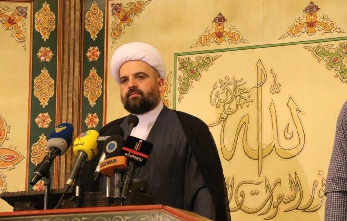 المفتي أحمد قبلان: المطلوب إنقاذ البلد لا بيعه