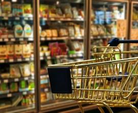 سوپر مارکت آریانا با انواع موادغذایی ایرانی و افغانی در اسن آلمان