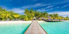 أفضل الجزر السياحية في المالديف