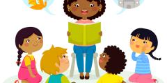 أجمل الأناشيد القصصية للأطفال