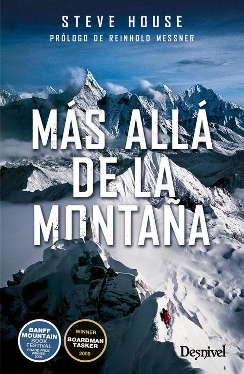 Libro Mas Alla de la Montaña