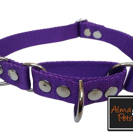 Collar martingale perro antiescape