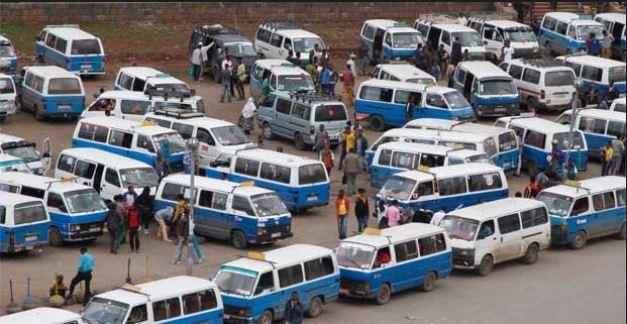 Taxi drivers pix