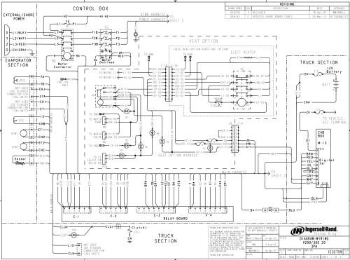 small resolution of  thermo king tripac alternator wiring diagram on thermo king md ii sr caterpillar alternator