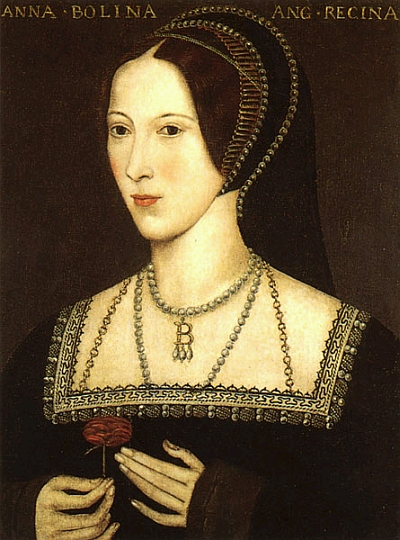 Anne Boleyn, the second wife of King Henry VIII of England, was beheaded May 19, 1536, at the Tower of London