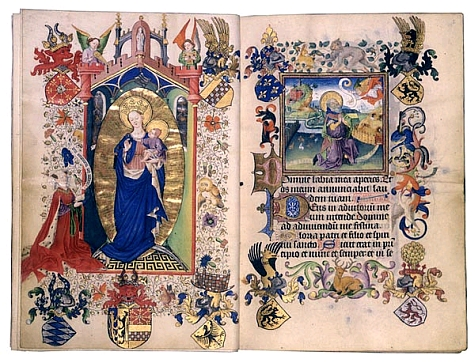 The Book of Hours of Catherine of Cleves, c. 1440