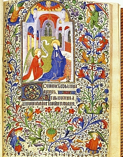 Book of Hours, Paris, c. 1410