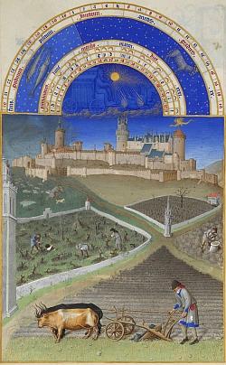 Les Très Riches Heures du Duc de Berry, c. 1410