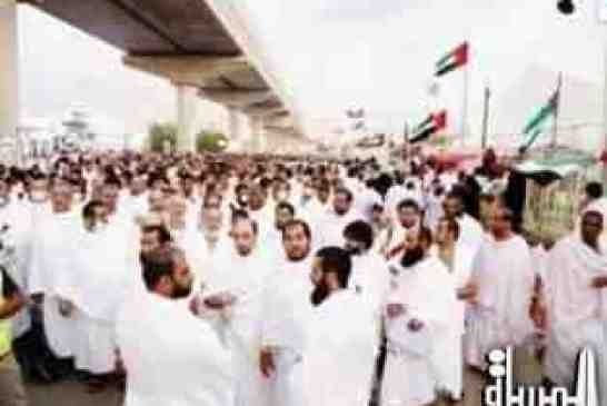 Medical Committee says health conditions of UAE pilgrims 'reassuring'