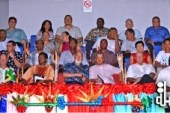 A responsible Government standing behind their cultural event alongside the People of the Seychelles