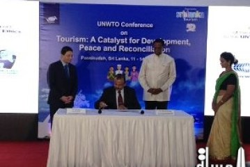 Tourism, a catalyst for peace and development