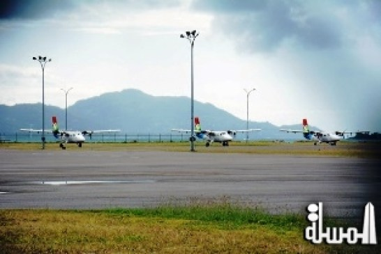 Seychellois pilot dies after being hit by aircraft propeller; Air Seychelles suspends domestic flights