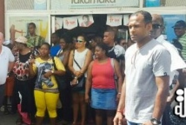 Kreol Festival in Seychelles hits city centre Market Street with island's music