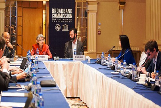 """UN Broadband Commission: Time for a """"New Deal"""" if Broadband is to reach everyone, everywhere"""
