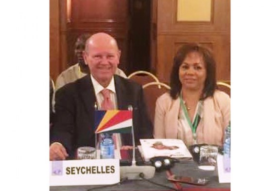 African Ministers Meeting for CAF 2017 was a great gathering said Alain St.Ange, the Seychelles Candidate for SG of UNWTO