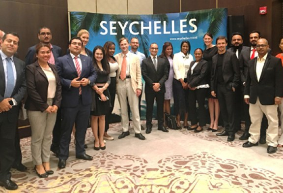 More trade partners join the 2017 GCC roadshow further positioning Seychelles in the Middle East