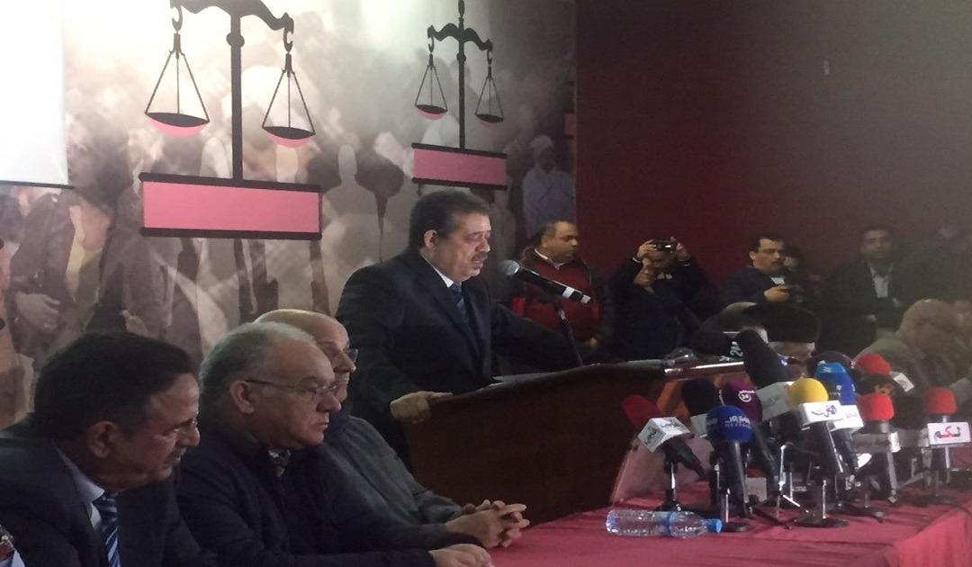 حزب الاستقلال يعيد بوشنتوف و البركة و شملالي