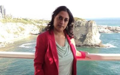 مها حسن: مستقبل الكتابة حول العالم سيكون للمرأة العربية