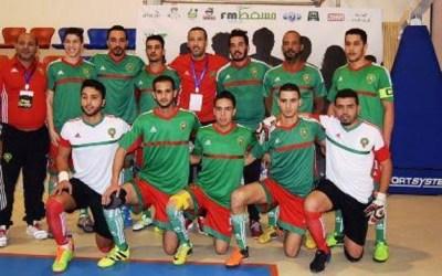 بطولة الجاليات الكروية: المنتخب المغربي يتأهل بعد فوزه على فرنسا