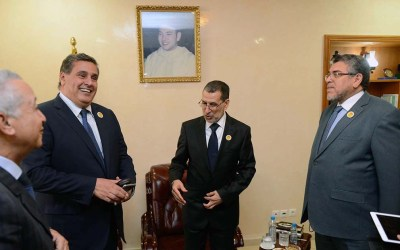 العثماني يستثني حزبين من المشاورات الحكومية