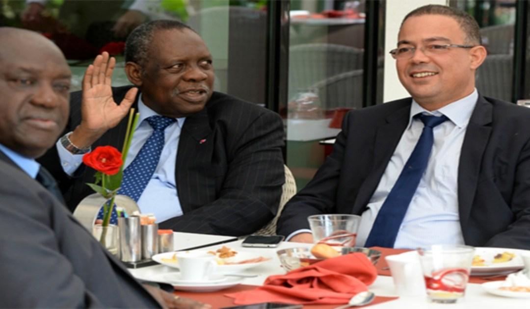 """لقجع يعتمد 'السياسة التشاركية"""" مع منتخبات إفريقية لدعم ملف ترشحه"""