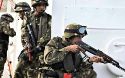 القضاء على إرهابيين خطيرين بالجزائر