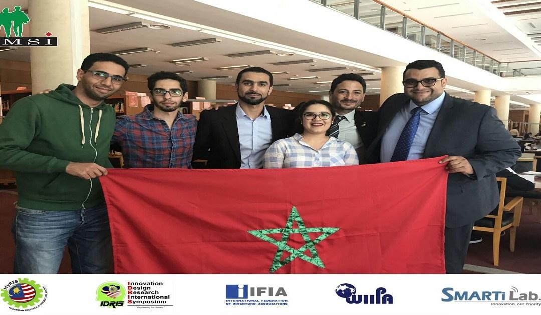 المغرب يحصد ميداليتين ذهبيتين في البحث والإبتكار