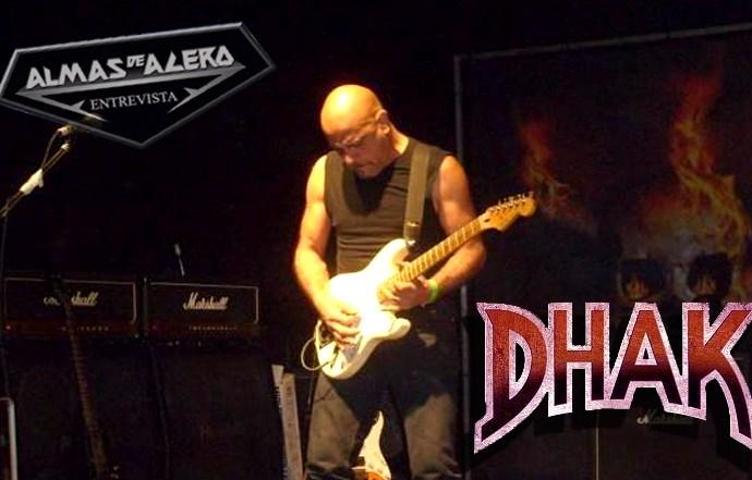 ALMAS DE ACERO con DHAK