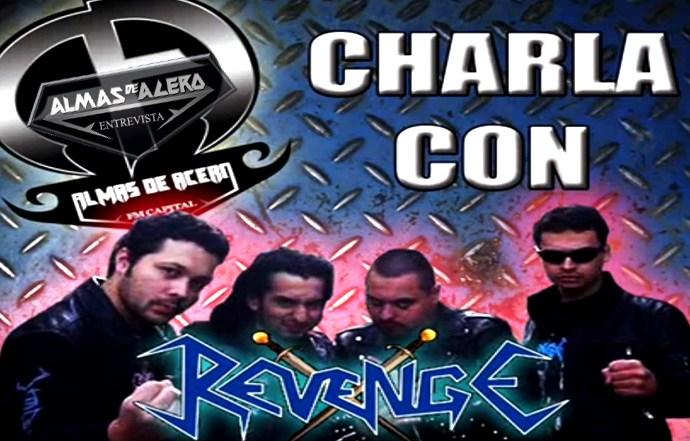 ALMAS DE ACERO con REVENGE (Colombia)