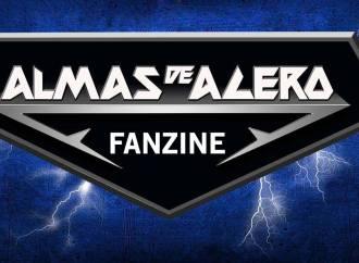 ALMAS DE ACERO FANZINE Nº 003