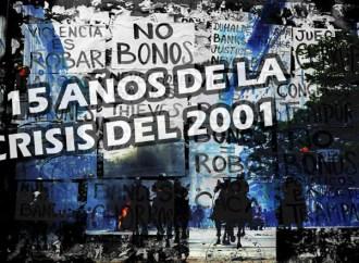 EL DRAGON y su canción a la Crisis del 2001