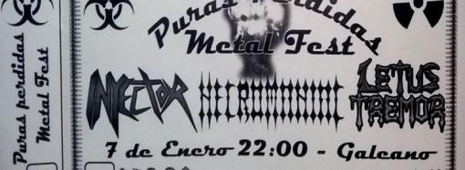 DEMOSTRACIÓN DE PODER – UNICLUB QUEDÓ AVASALLADO POR EL METAL