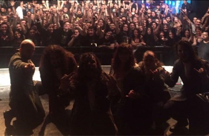 BlastFestival: 'IMPLACABLE PRELUDIO DE MUERTE' (Palermo Club 20//10//2017)