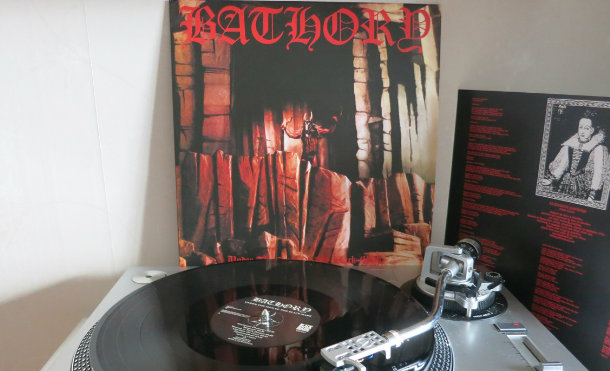 "Un Día Como Hoy: A 30 Años De éste Clásico De Bathory, ""Under The Sign Of The Black Mark""."