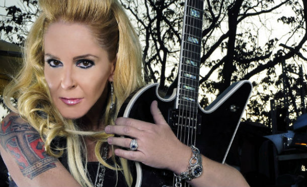 Lita Ford Girl Guitar Blonde Tattoo 12436 1920x1080