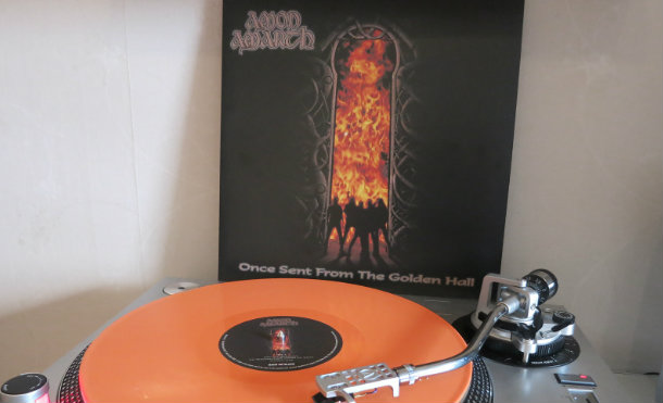 """A 20 Años Del álbum Debut AMON AMARTH """"Once Sent From The Golden Hall"""""""