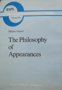 Philosophy of Appearence