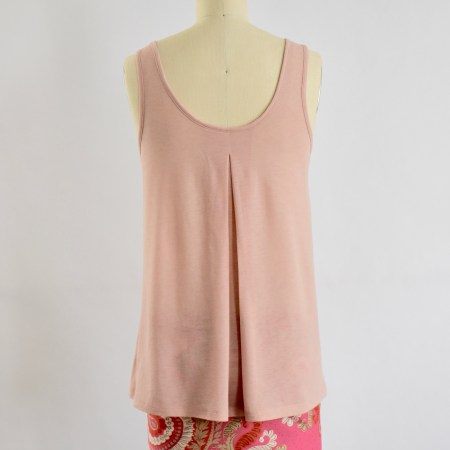 Rose Quartz Tank Back