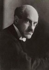 L'Onorevole Edwin Samuel Montagu, un politico liberale britannico. Wikicommons/ Central News Agency - National Library of Israel, Schwadron collection. Alcuni diritti riservati.