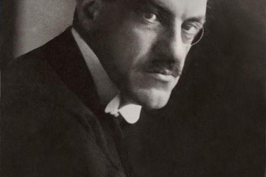 L'Onorevole Edwin Samuel Montagu, un politico liberale britannico. Wikicommons/ Central News Agency - National Library of Israel, Schwadron collection. Alcuni diritti riservati.