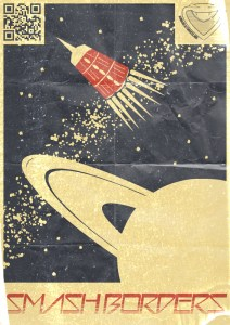 space no borders science fiction