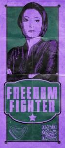 Kira Nerys DS9 Star Trek Freedom Fighter