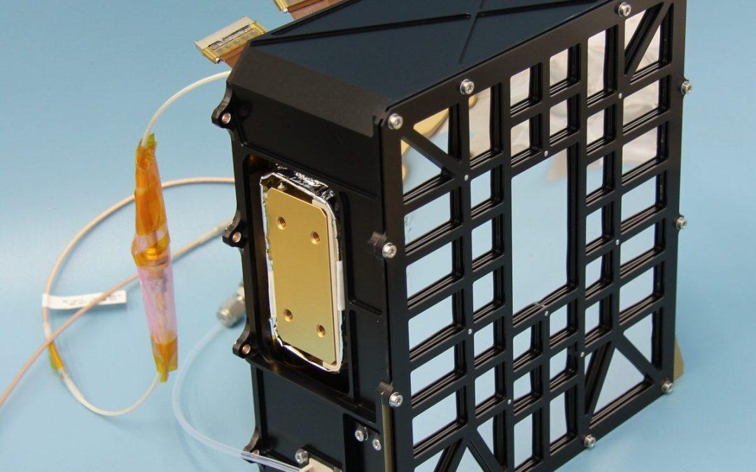 STIX Detector Electronics Module